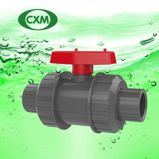 CPVC & PVC-U True Union Ball Valve With Socket